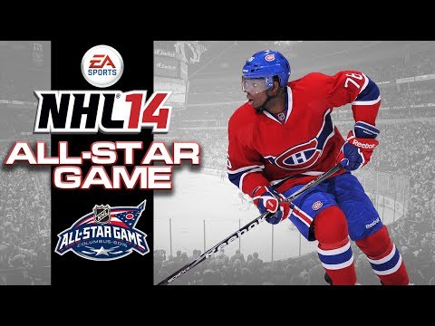STAR - It's the All Star Game. Let's have some fun! Watch me as I take my favorite team, the Montreal Canadiens, through an entire NHL season! More info on the game...