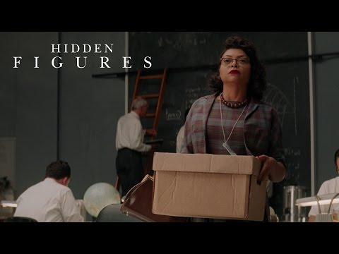 Hidden Figures (Featurette 'Breaking Boundaries')