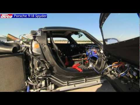cc8186 - Porsche 918 Spyder: First Rollout Rolling Chassis 918 Prototyp in Nardo. More about the 2014 Hybrid Porsche Supercar with overall output of 770 PS in sport a...