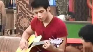 Myrtle singing Tinamaan Ako while Kit is watching : kittle is love