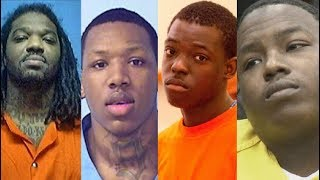Video Rappers With The Longest Prison Sentences MP3, 3GP, MP4, WEBM, AVI, FLV April 2019