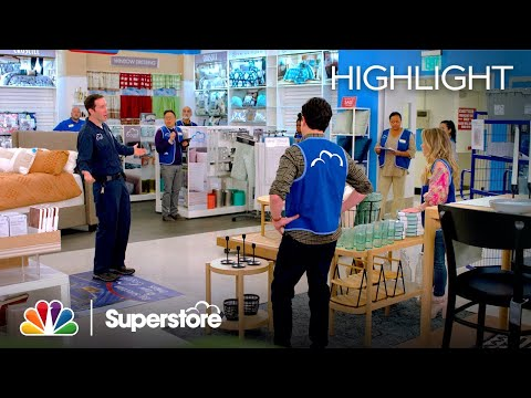 Jonah's New Roommate Is WHO!? - Superstore