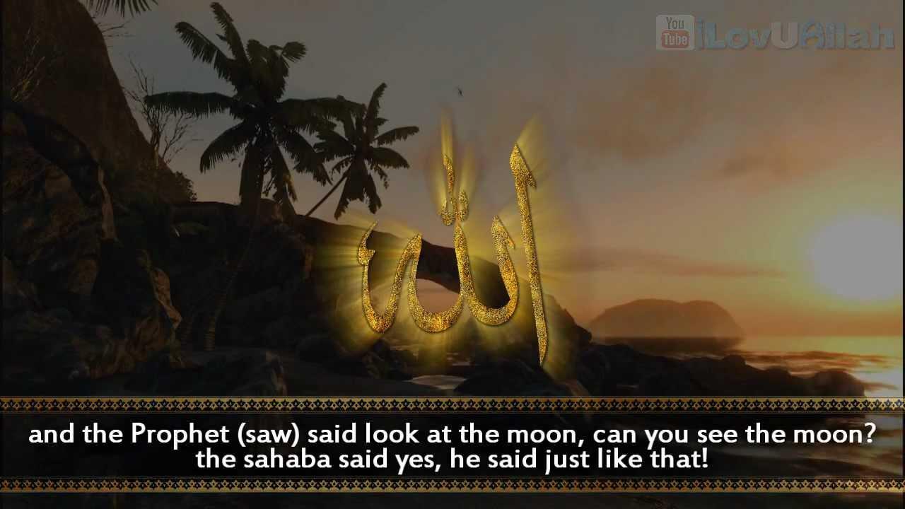 A Visit To Allah (swt) ᴴᴰ    Inspiring Speech