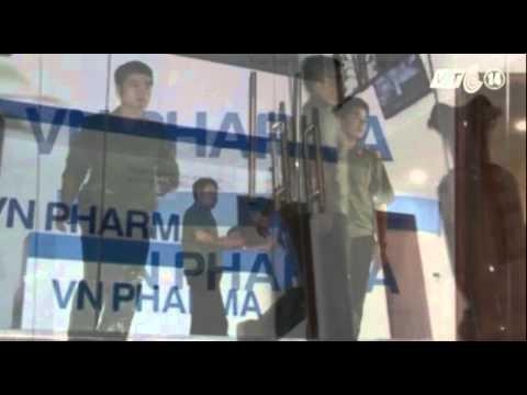 Bắt Chủ tịch HĐQT Công ty VN Pharma do nghi ngờ sai phạm kinh doanh dược phẩm