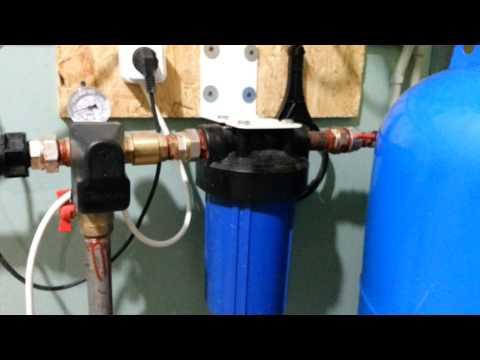 Водопровод в частном доме своими руками (видео)
