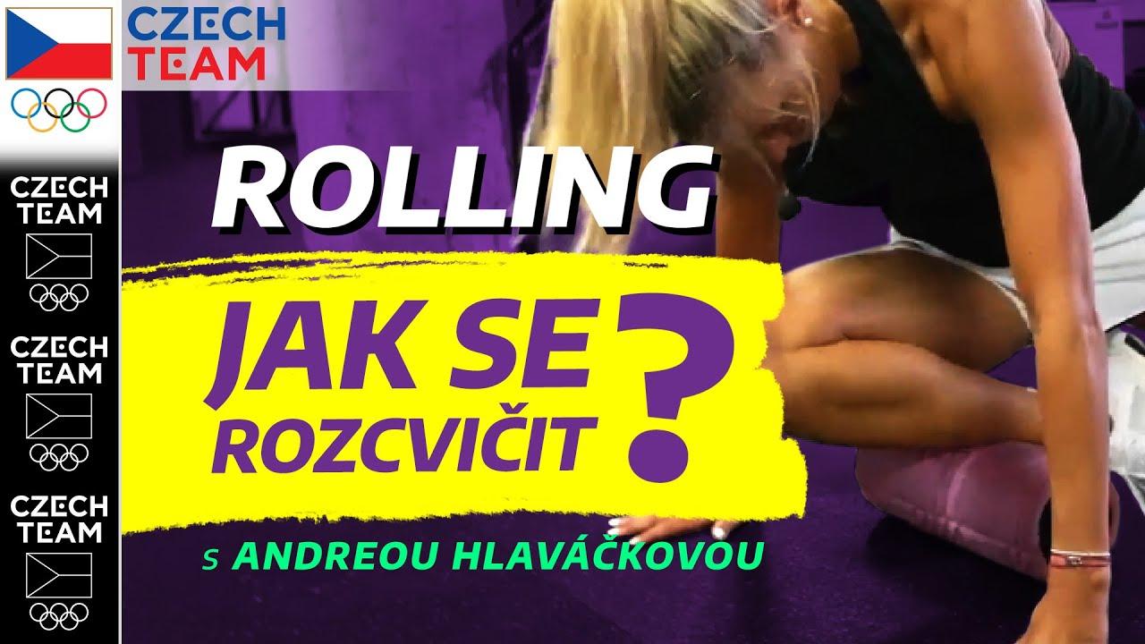 ROZCVIČENÍ je základ | Cvičení s Andreou Sestini Hlaváčkovou ep. 1