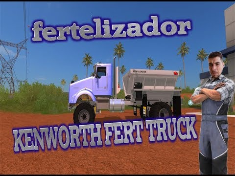 Kenworth Fert Truck v1.0