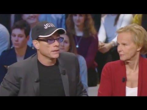 Jean-Claude Van Damme expuso a Los Rockefeller y los Rothschild en la TV en directo