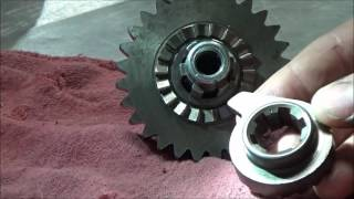 3. How to properly time and wind your kickstart on assembly!