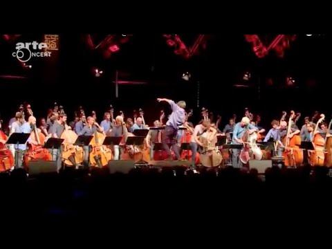Sebastian Gramss´ BASSMASSE 50 @ Moers Festival 2014