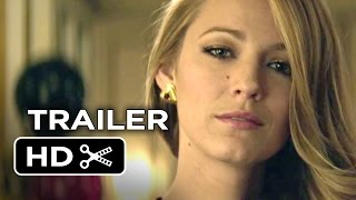 The Age Of Adaline Official Trailer #1 (2015) - Blake Lively, Harrison Ford Movie HD