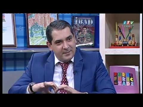 NLP Ustadı Babək Bayramov İTV-də