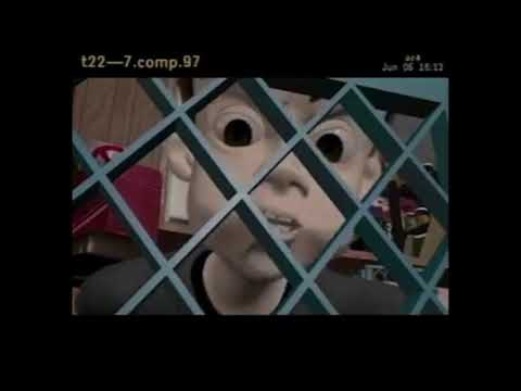 Toy Story Test Footage (Deleted Scene)