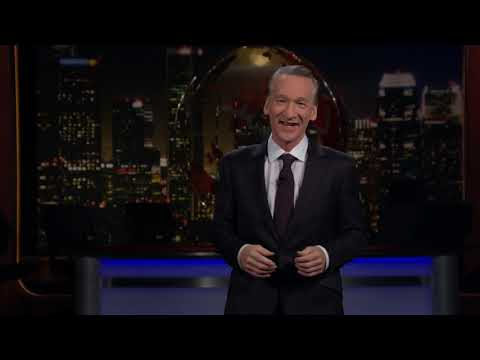 Monologue: Split Decision | Real Time with Bill Maher (HBO)