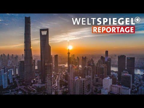 Shanghai: Leben in der Mega-Stadt | Weltspiegel Repor ...
