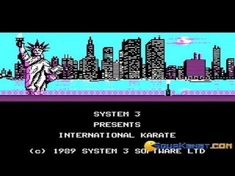 international karate pc download