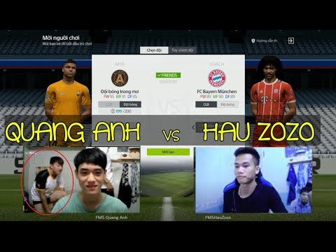 Hau Zozo vs Quang Anh VDV Top 1 Hải Phòng team FAMILY 5.0 - Thời lượng: 10 phút.