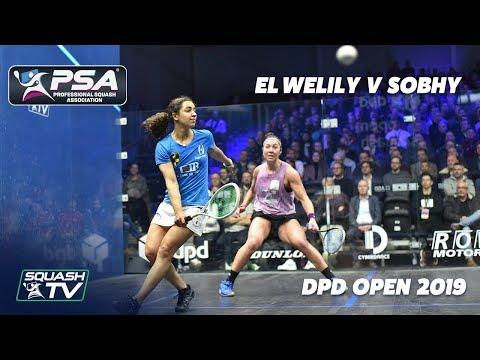 PSA Rewind: El Welily v Sobhy - 2019 DPD Open - Full Squash Match