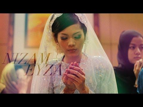 Malay Wedding Video (Nizam & Eyza)