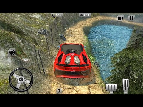 Offroad 4x4 Car Hill Climbing Adventure Drive (by Zappy Studios) Android Gameplay [HD]
