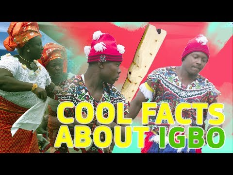Top 5 coolest facts about the Igbo people | Legit TV