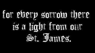 Video Avenged Sevenfold - St James Lyrics HD MP3, 3GP, MP4, WEBM, AVI, FLV Agustus 2018