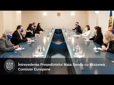 """Președintele Maia Sandu: """"Realizarea Planului ne va permite să depășim mai ușor perioada de criză în care ne aflăm"""""""