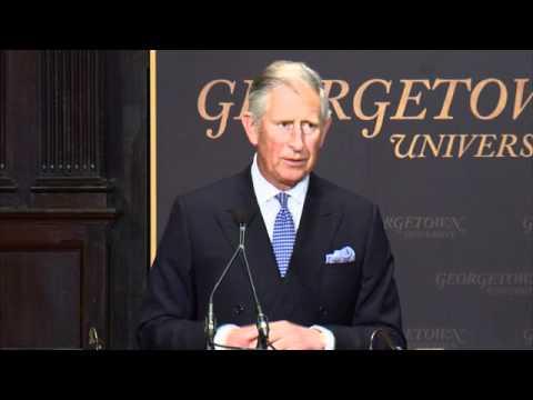 HRH Prinz Charles über die Zukunft der Lebensmittel