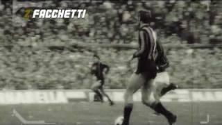 Giacinto Facchetti zehn schönsten Tore für Inter (1960-1978)