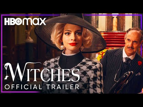 The Witches | Official Trailer | HBOMax