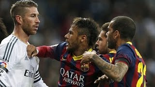 Some of best Fights,Brawls and Angry Moments by Neymar Jr. with Barcelona and Santos... Hope you like it... Subscribe here: http://bit.ly/JoinFootballFamily....