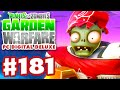 Plants vs. Zombies: Garden Warfare - Gameplay Walkthrough Part 181 - New Control Scheme (PC)