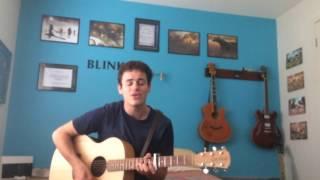 Snowship - Benjamin Francis Acoustic Cover - Travis Blink