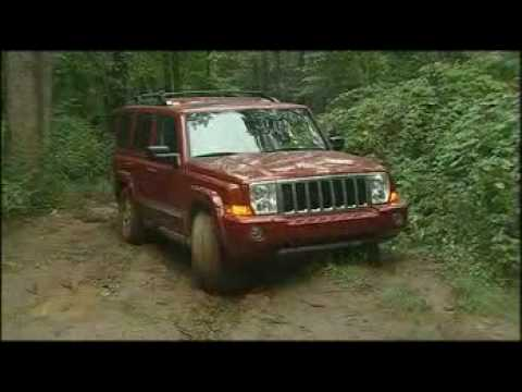 Motorweek Video of the 2006 Jeep Commander