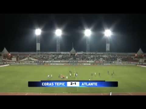 Coras FC vs Atlante FC
