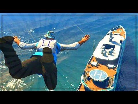 Gta - GTA 5 Online Heist Location Gameplay! Custom GTA Online Yacht Mission (GTA V Gameplay) - GTA 5 Online & GTA 5 Gameplay! Enjoyed the video? Subscribe: http://goo.gl/db1vMQ ▻ Follow Me On..