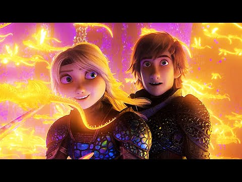 HOW TO TRAIN YOUR DRAGON 3 Clip - ''The Hidden World'' (2019)
