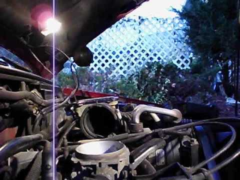 Chevrolet blazer 4.3 lt vortec снимок
