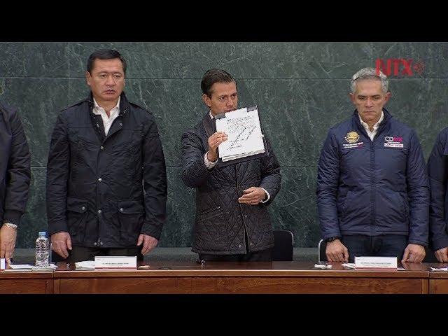 Peña Nieto promulga Ley General contra Desaparición Forzada