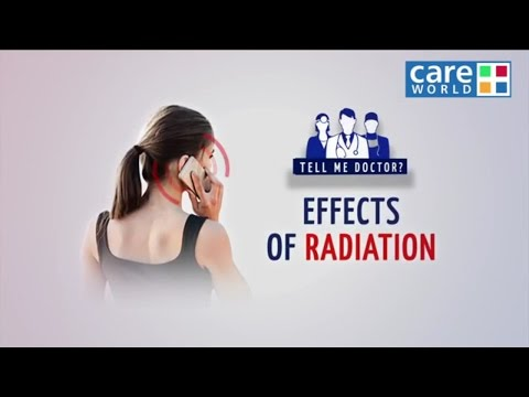 What are The Effects of Radiation on Our Health? - Dr. Sudarshan De - Tell Me Doctor