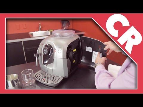 Saeco Xsmall Chrome Espresso Machine | Crew Review