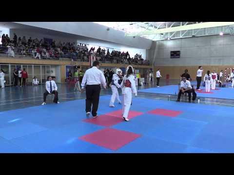 Taekwondo Fase Final JDN Combate Berriozar (5)