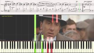 A Mozart Reincarnated (OST The Legend of 1900, Легенда о пианисте) (piano cover)