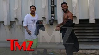Orlando Brown Swaps Inmate Clothes for a Suit After Released from Jail   TMZ