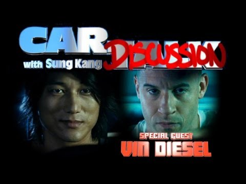 Car Discussion with Sung Kang : episode 4