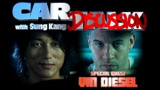 Nonton Car DISCUSSION w/ Sung Kang - Special Guest VIN DIESEL Film Subtitle Indonesia Streaming Movie Download