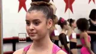 """Dance Moms - Mackenzie does auditions for her music video """"It's a girl party"""""""