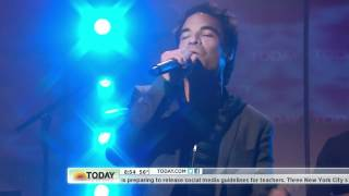 Train - Drive By (Live on Today 04-19-2012) [HD 1080p]