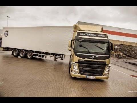 volvo - The all new Volvo Dynamic System is an absolute dream for the truck driver, both driving forward and in reverse. Meet Jan-Inge Svensson, the engineer behind ...
