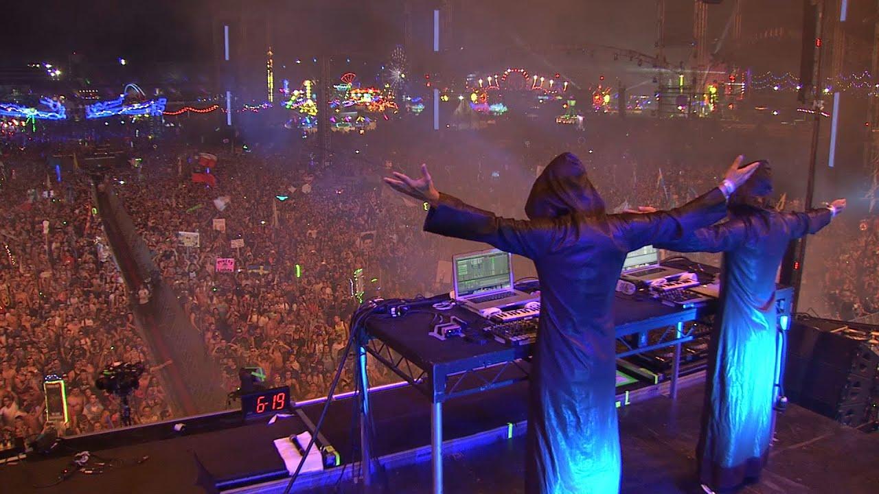 Gaia - Live @ Electric Daisy Carnival, Las Vegas 2016